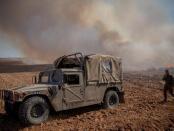 Hamas Balas Israel dengan Serangan Balon Pembakar