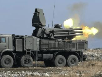Pertahanan Rusia Cegat 3 Drone Musuh Dekat Pangkalan Hmeimim Suriah