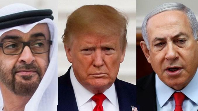 UEA-Israel Sepakat Jalin Hubungan Diplomasi secara Penuh
