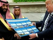Tanpa Trump, Bin Salman Tak Punya Masa Depan