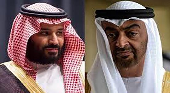 Bin Zayed dan Bin Salman Rela Jual Al-Aqsha demi Takhta