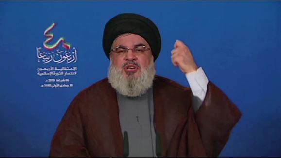 Nasrallah: Israel Sembunyikan Tentaranya seperti Tikus