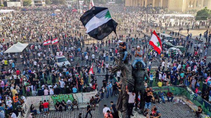 Analis: Amerika, Prancis dan Arab Saudi Dalang Krisis di Lebanon