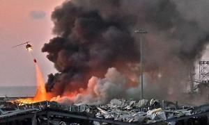 Bom Waktu! Tragedi Ledakan Beirut Ancam Yaman
