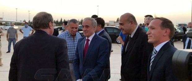 Delegasi Rusia Tiba di Suriah Bahas Kerjasama di Berbagai Bidang