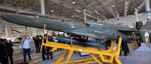 Drone Iran Kejar Pesawat Mata-mata AS