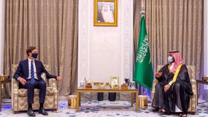 Kushner Kunjungi Negara-negara Arab untuk Dorong Normalisasi dengan Israel