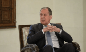 Lavrov: Upaya AS Hancurkan Iran Sia-sia