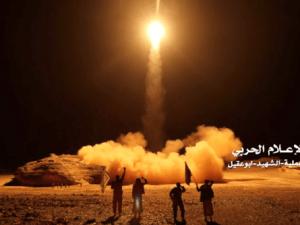 Serangan Rudal Yaman ke Pangkalan Militer Saudi Tewaskan Puluhan Tentara