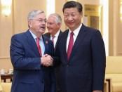 Duta Besar AS untuk China Mengundurkan Diri