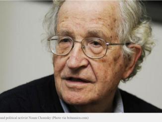 Chomsky: Pembunuhan Jenderal Soleimani Buktikan AS 'Negara Dajjal'