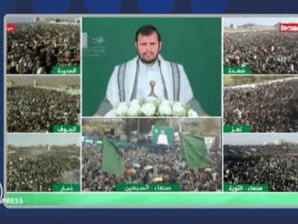 Houthi Yaman: Macron Boneka Zionis