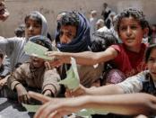 UNICEF Tumbalkan Anak-anak Yaman demi Uang Saudi
