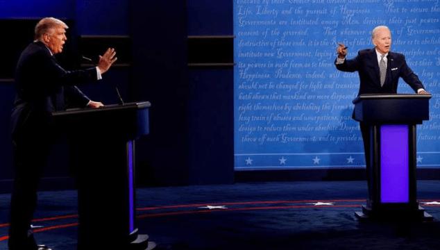 Panitia Debat Capres AS Akan Matikan Mic Jika 2 Capres Ribut