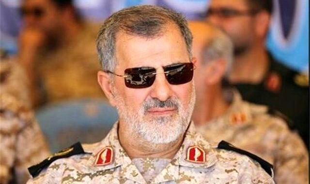 Jendral Pakpour: Kepentingan Nasional dan Keamanan Rakyat Iran Garis Merah IRGC