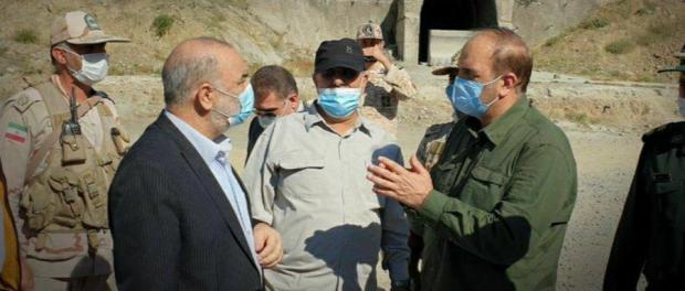 Video: Komandan IRGC Kunjungi Perbatasan Iran-Karabakh Pasca Pengerahan Pasukan