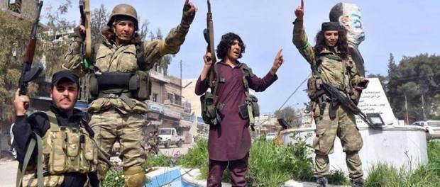 SOHR: Puluhan Jenazah Teroris dukungan Turki Dipulangkan ke Suriah dari Azerbaijan