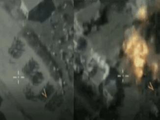 Serangan Rusia Hancurkan Kamp Pelatihan Teroris Pro Turki
