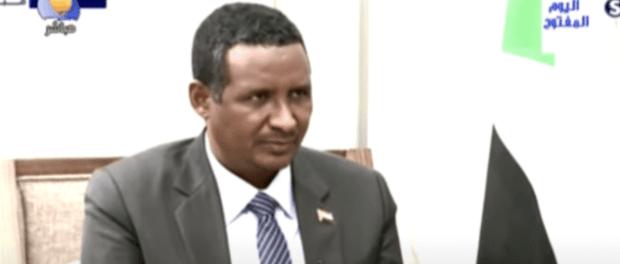 Pengkhianat! Sudan: Kita Butuh Israel