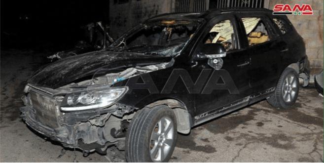 Innalillah, Teroris Ledakkan Mobil Mufti Suriah Syaikh Adnan Afyouni