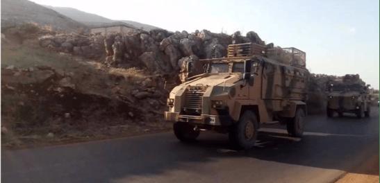 Militer Turki Mundur dari Pos Pengamatan di Hama Suriah