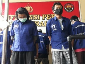 Densus 88 Tangkap Otak Penyerangan Midodareni Pasar Kliwon Bareng Teroris