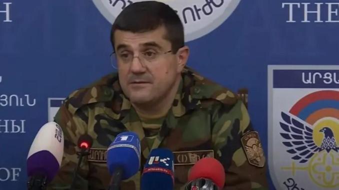 Presiden Karabakh: Selain Azerbaijan, Ini Juga Perang Melawan Iran