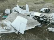 Drone Kamikaze Buatan Israel Jatuh di Barat Laut Iran