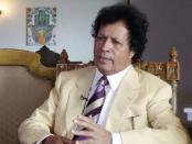 Sepupu Gaddafi Tuntut Kejahatan Hillary Clinton di Libya