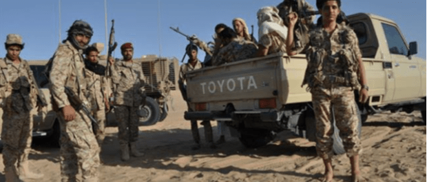 Tentara Houthi Hajar Tentara Bayaran Saudi di YamanTentara Houthi Hajar Tentara Bayaran Saudi di Yaman
