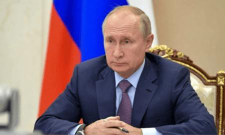 Putin: 5.000 Orang Tewas Akibat Perang di Karabakh
