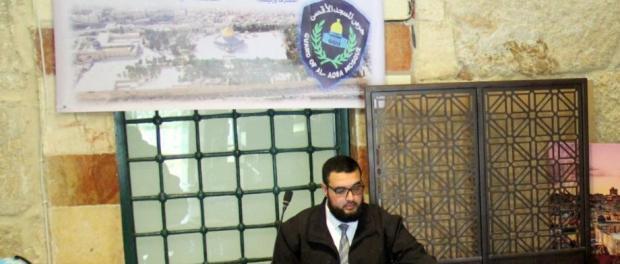 Israel Culik Direktur Pusat Kearsipan Masjid Al-Aqsa