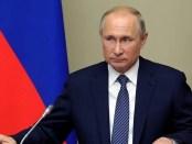 Putin Setujui Pernyataan Xi Jinping: Jangan Ada Politisasi Virus Corona
