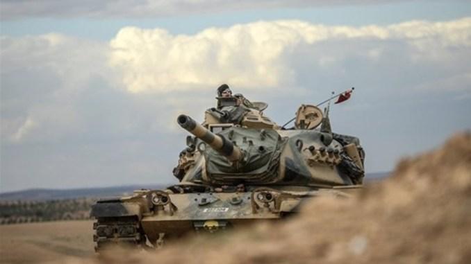 Dua Tentara Turki Tewas di Timur Laut Suriah