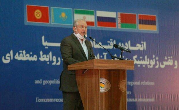 Posisi Geopolitik Iran di Dunia 'Unik dan Tak Tergantikan'
