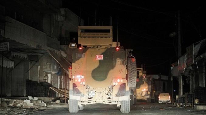 Turki Tarik Pasukan dari Pangkalan Militer Kedua di Barat Laut Suriah