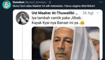 Bongkar Kebusukan Maher At Thuwailibi Saat Bela Uas Terkait Suriah Dan Assad
