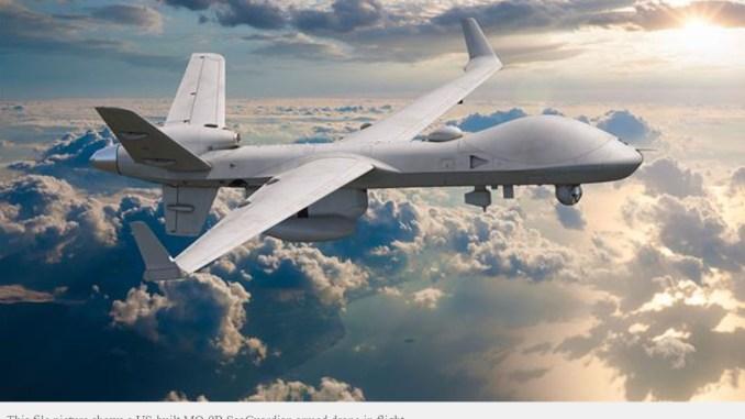 Trump Siap Jual 18 Drone MQ-9B ke UEA Senilai 2,9 Miliar Dolar
