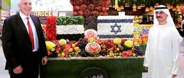 Produk Impor Buah dan Sayur Israel Banjiri Supermarket Dubai
