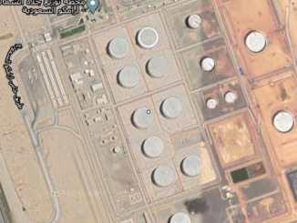 Drone Yaman Hantam Stasiun Distribusi Aramco di Jeddah