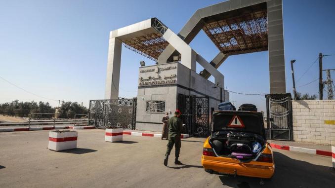 Mesir Buka Perlintasan Perbatasan Rafah selama 4 Hari