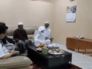 Habib Rizieq Shihab Semalam Dikabarkan Kabur dari RS Ummi Bogor