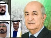 Ancaman Keras Mohammed bin Zayed ke Presiden Aljazair