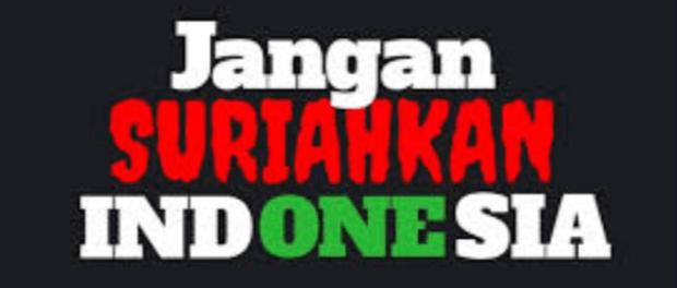 Curhatan Denny Siregar: Pak Jokowi, Belajarlah Pada Suriah