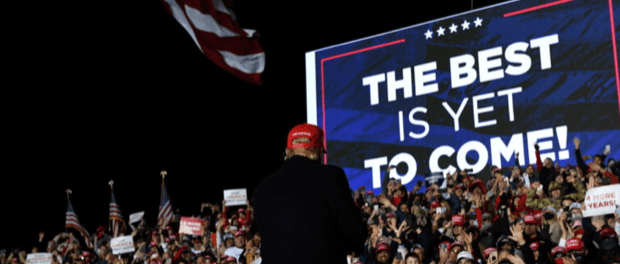 Gara-gara Trump 30 Ribu Orang Terinfeksi Corona