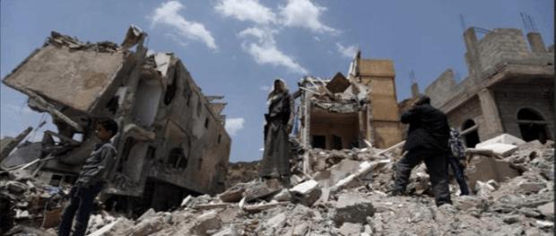 Koalisi Saudi Tingkatkan Serangan ke Ma'rib, Ribuan Penduduk Terpaksa Mengungsi