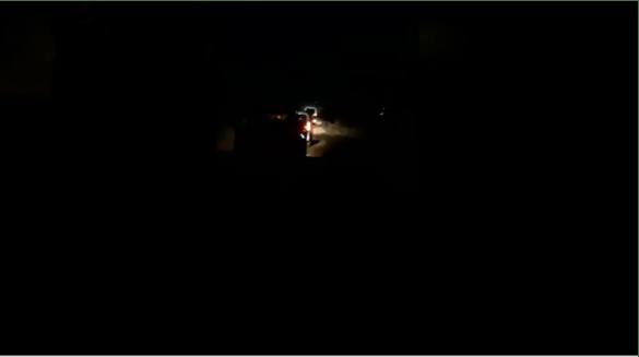 Video: Konvoi Militer Turki Diserang di Barat Laut Aleppo