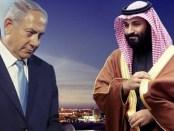 Tagar Netanyahu Nodai Haramain Viral di Timur Tengah