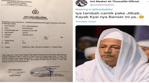 Muannas Alaidid: Maheer Lebih Parah dari Sugi Nur, Harus Ditangkap