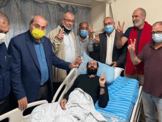 Maher Al-Akhras Akhiri Aksi Mogok Makan